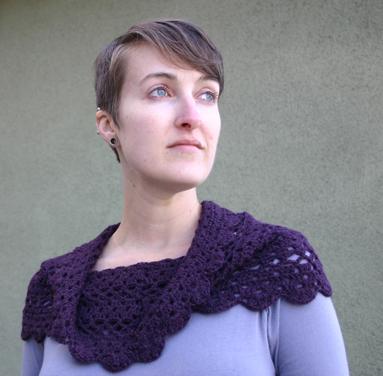 Transverse Cowl Knitting Pattern : Scarves, Cowls, & Shawls Kira K Designs